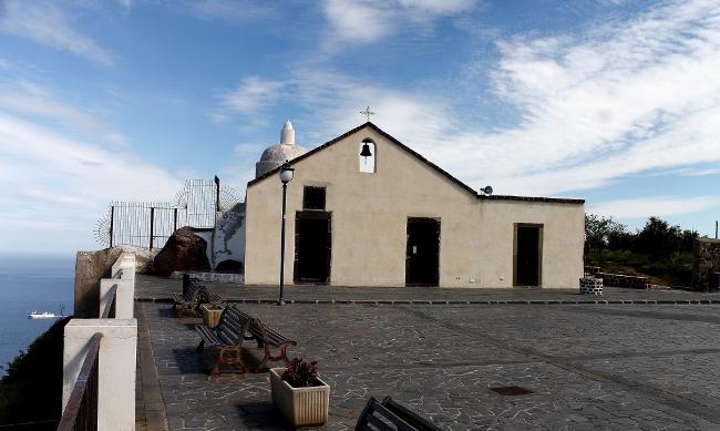 Church madonna della catena Lipari