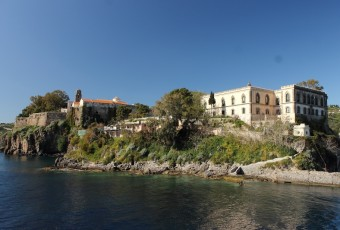 Castle Of Lipari