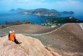 Vulcano aeolian islands